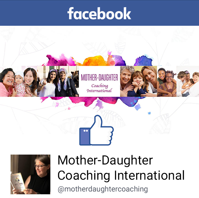 Mother Daughter coaching international facebook